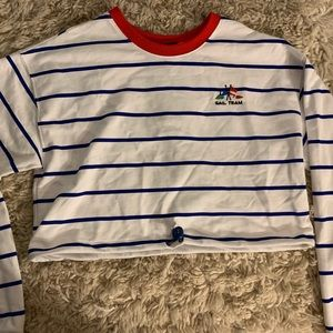 """""""sail team"""" FOREVER 21 TOP"""